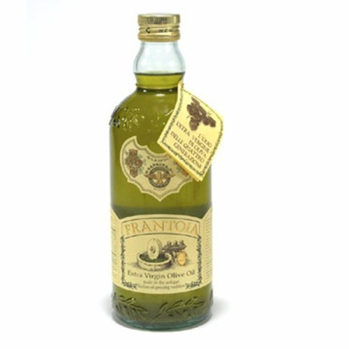 Barbera Frantoia Extra Virgin Olive Oil, 33.8-Ounce Bottle (Pack of 1)
