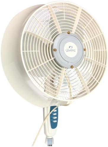 WINDCHASER Outdoor Misting Fan