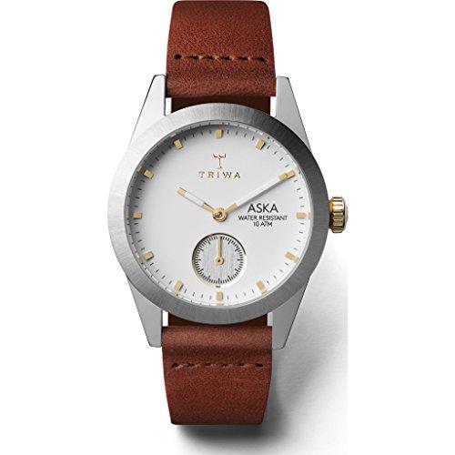 Triwa Snow Aska Watch - Brown Classic