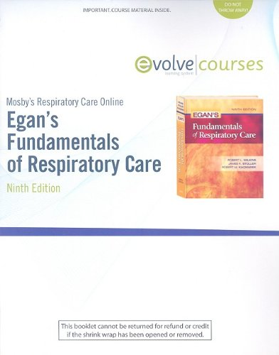 Mosby's Respiratory Care Online for Egan's Fundamentals of Respiratory Care (Access Code)