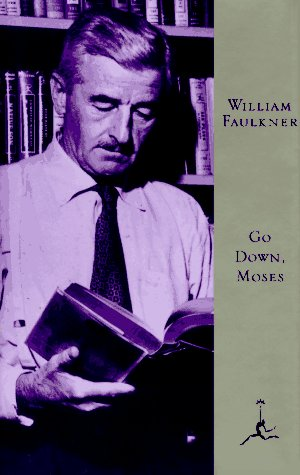 book cover of Go Down, Moses