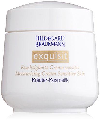 Hildegard Braukmann Exquisit femme/women, Feuchtigkeits Creme Sensitive, 1er Pack (1 x 50 ml)