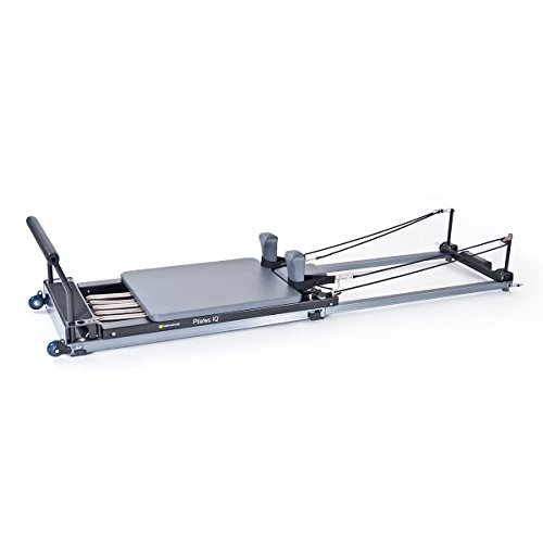 Balanced Body Pilates IQ Reformer, with Wheelbarrow Wheels -  702-000