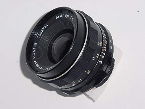 (PENTAX Super Takumar 35mm F3.5 F/3.5 M42 Screw Mount MF Lens (S/N:781351)#55860)