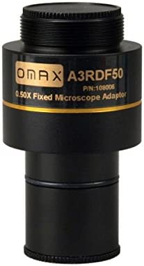 OMAX 18.0MP USB3.0 Digital Camera for Microscope with 0.01mm Calibration Slide Windows 8 /& 10, Mac OS X, Linux Compatible
