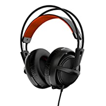 SteelSeries Siberia 200 Gaming Headset-Black