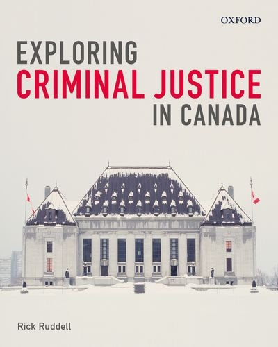 Exploring Criminal Justice in Canada