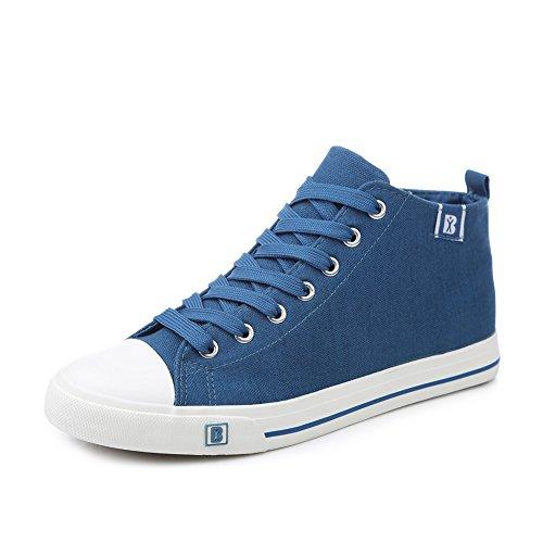 D Transpirable Lona El Estudiante Hi Mujeres De Pura fresca Color Zapatos Zapato Caramelo Respirable Caída Del Las zapatos THRw6Rq