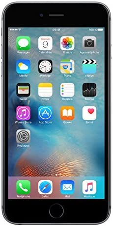 Apple iPhone 6S Plus - Smartphone libre iOS, Pantalla 5.5