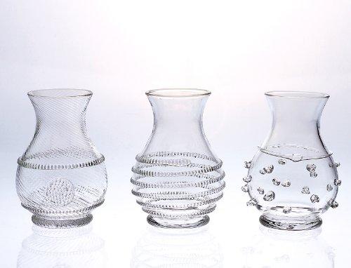 Juliska Mini Vase Trio - Trio Vases