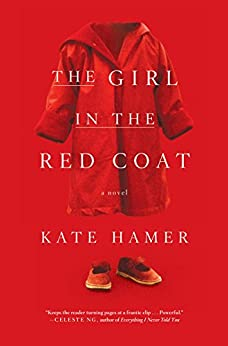 The Girl in the Red Coat by [Hamer, Kate]