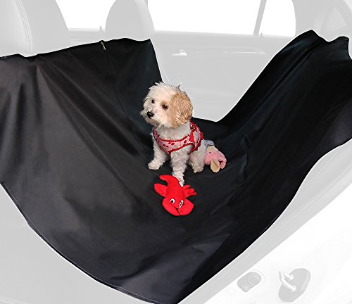 FH Group FH1009BLACK Seat Cover Protector (Waterproof for Pets)