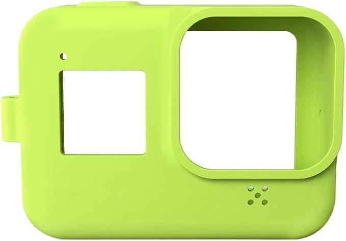 Kamerahülle Aus Silikongel Für Gopro Hero 8 Hero8 Black Action Kamera Schutzhülle Gummi Weich Grün Elektronik
