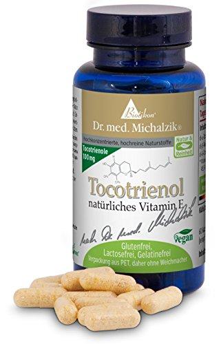 Tocotrienole Vitamin E nach Dr. med. Michalzik - ohne Zusatzstoffe