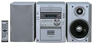 Sharp XL-HP500 3-Disc Executive Microsystem (Discontinued by Manufacturer)