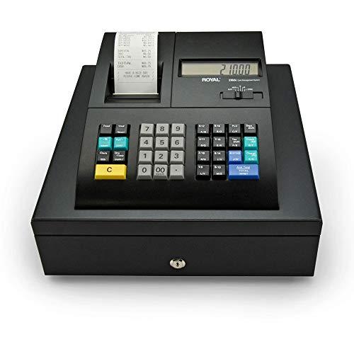 Royal 210DX Cash Register (24 dept, 1500 PLU, thermal, for sale  Delivered anywhere in USA