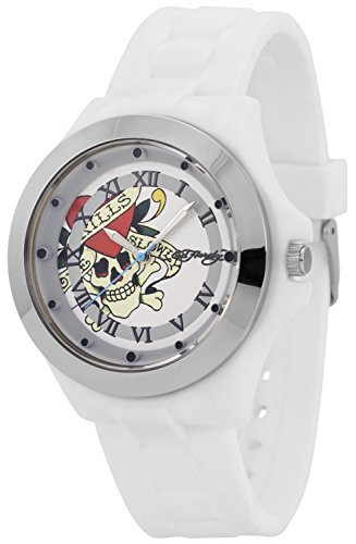 Mist Men's Analog Watch Color: White
