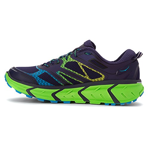 Hoka One One Challenger ATR 2 Grey Empire Yellow - Astral Aura/Neon Green