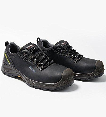 Modyf Grand Canyon S1P flexitec Sicherheitsschuh - Schuhe En ISO 20345 S1P Für Innenbereiche Geeignet - Arbeitsschuhe mit Durchtrittschutz Orange