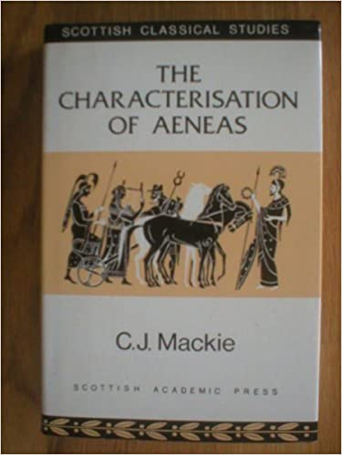 Book The Characterization of Aeneas (Scottish Classical Studies)