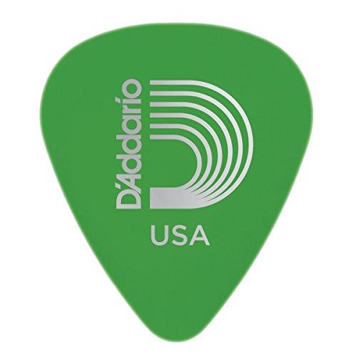 25 Planet Waves Guitar Picks Duralin Green .85mm Planet Waves 1DGN4-25 (Picks Guitar Waves Planet Green)