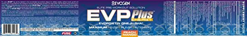 EVOGEN EVP Plus Energy - Peach Mango 1.04 lbs.