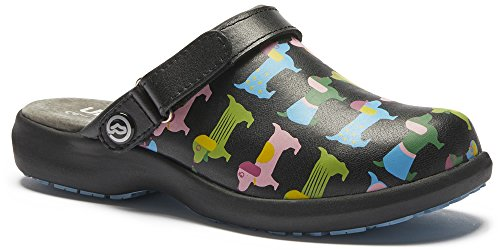 Clogs of Lite Dogs Dogs Coloured Coloured Toffeln Ultra 0696 World com q15FF