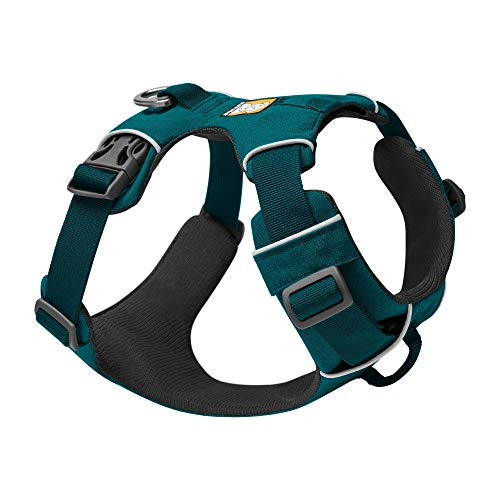 RUFFWEAR, Front Range Dog Harness, Reflective and Padded Harness for Training and Everyday