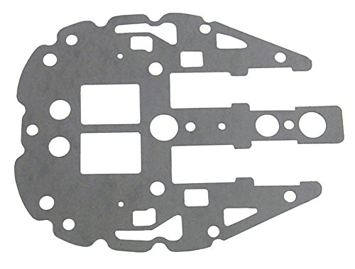 Sierra International 18-2503-9 Marine Drive Shaft Housing To Exhaust Plate Gasket - Pack of 2 Teleflex SR18.2503.9