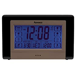 Advance Electric LCD Touch Screen Alarm