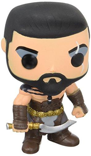[Game of Thrones Pop! Vinyl - Khal Drogo #04] (Khal Drogo Costumes)