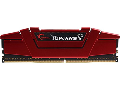 G.Skill 8GB Ripjaws V Series DDR4 PC4-21300 2666MHz for Inte