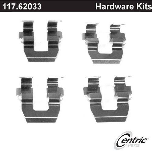 Centric Parts 117.62033 Brake Disc Hardware