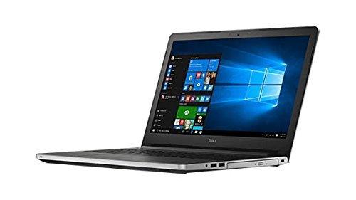 Dell Inspiron Flagship 15.6-Inch FHD Touchscreen Backlit Keyboard Laptop PC (Intel Core i5-6200U, 8GB RAM, 1TB HDD, RealSense 3D Camera, DVD +/- RW, Bluetooth, Windows 10), Silver