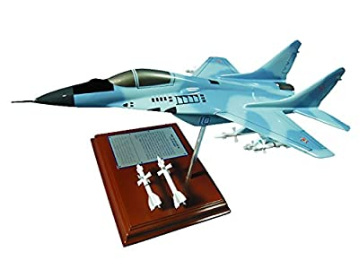 Mastercraft Collection Planes and Weapons Series Mig-29 Fulcrum Model Scale:1/54