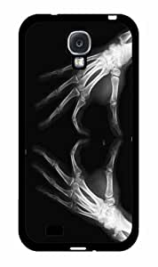 Cool X-Ray Plastic Phone Case Back Cover Samsung Galaxy S4 I9500