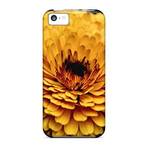 CPDNT2109ykDPP Yellow Flower Awesome High Quality Iphone 5c Case Skin by icecream design