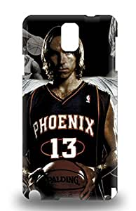 Galaxy 3D PC Case Cover Protector Specially Made For Galaxy Note 3 NBA Phoenix Suns Steve Nash #13 ( Custom Picture iPhone 6, iPhone 6 PLUS, iPhone 5, iPhone 5S, iPhone 5C, iPhone 4, iPhone 4S,Galaxy S6,Galaxy S5,Galaxy S4,Galaxy S3,Note 3,iPad Mini-Mini 2,iPad Air )