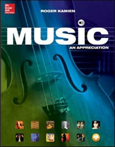 Music: An Appreciation, Brief Edition- Standalone book