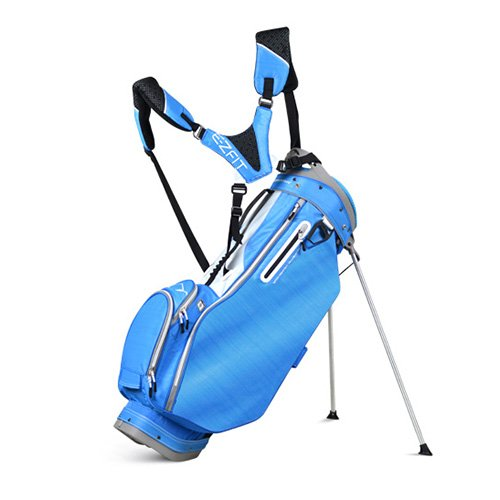 Sun Mountain 2017 Ladies 4.5LS (No Logo) Stand Bag - Pacific / White - CLOSEOUT by Sun Mountain