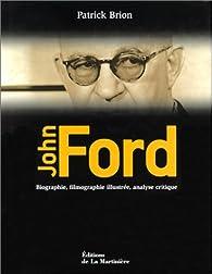 John Ford par Patrick Brion