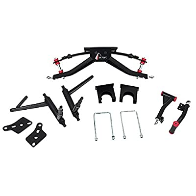"Club Car DS 1982-2003 Electric &1997-2003 Gas 6"" Double A-Arm Golf Cart Lift Kit"