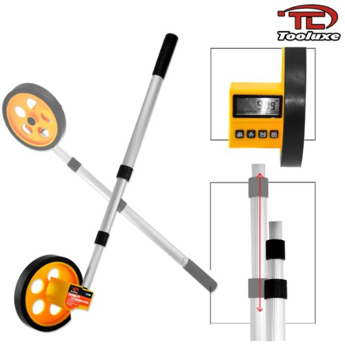 10,000 ft LCD Measuring Wheel 5-5/8