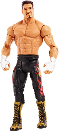 WWE Wrestling Eddie Guerrero 6 Inch Action Figure - Wrestlemania 32 - Smackdown Raw