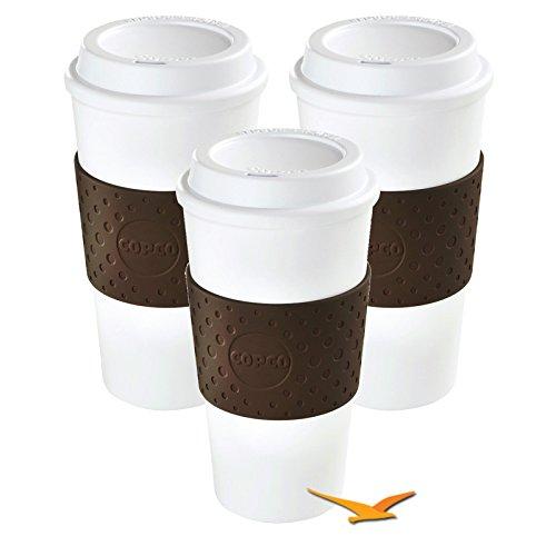 Gevalia Coffee Maker Leaks : Eco-First Acadia - BPA Free - Reusable To Go Mug - 3-Pack - Gourmet Coffee & Equipment