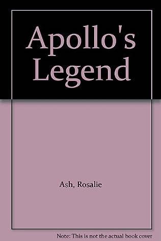 book cover of Apollo\'s Legend