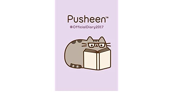 Pusheen Official 2017 Diary (A5): Danilo: 9781785492624 ...