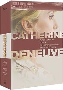 Catherine Deneuve Collection (Place Vendome / Pola X / Dangerous Liaisons / Kings and Queen)