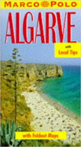The Algarve (Marco Polo Travel Guides)