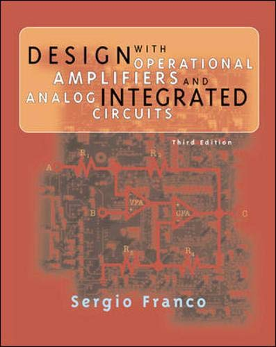 Design with Operational Amplifiers and Analog Integrated - Integrated Analog